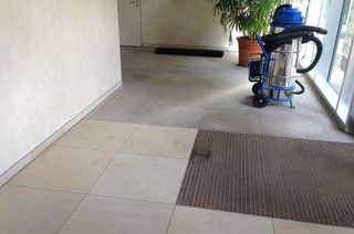 professional sandstone floor cleaning