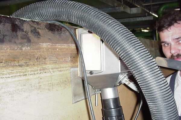 special applications with the Tornado ACS from systeco cleaning technology